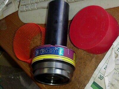 Nitro-dyne Hyson Teledyne Mor-6x.75xh Y8.00 M-100 X 2mm Nitrogen Gas Cylinder