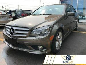 2010 Mercedes Benz C300 4Matic