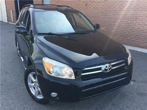 Toyota RAV4 Limited 2008,AUTO,4 CYL,4X4,MAGS,TOIT OUVRANT !