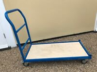 Platform Trolley, Very Good Condition.