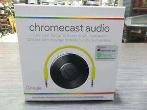 DIFFUSEUR DE SON Chromecast CV144438 Comptant illimite