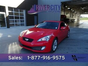 2010 Hyundai Genesis Coupe 3.8L GT LEATHER AUTO