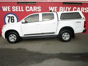 2013 Holden Colorado RG MY13 LT Crew Cab White 6 Speed Sports Automatic Utility Welshpool Canning Area Preview