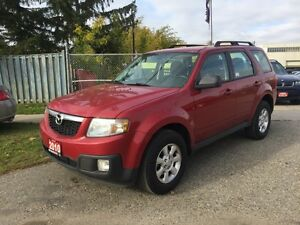 2010 Mazda Tribute GX LOW KM!