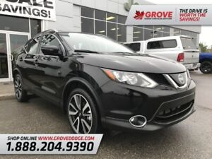 2019 Nissan Qashqai SL| AWD| Leather| Low KM| Sunroof