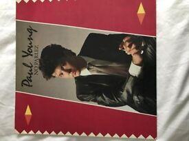 Vinyl Paul Young LP No Parlez