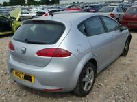 SEAT LEON 1.6 BSE ENGINE CODE 2008 BREAKING FOR SPARES TEL 07814971951