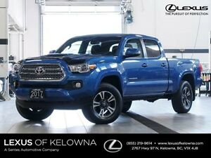 2017 Toyota Tacoma TRD Sport 4x4 Double Cab