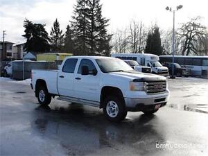 2012 GMC SIERRA 2500HD SLE CREW CAB SHORT BOX 4X4