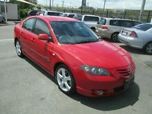 2004 Mazda 3 BK SP23 Red 4 Speed Auto Activematic Sedan Coopers Plains Brisbane South West Preview