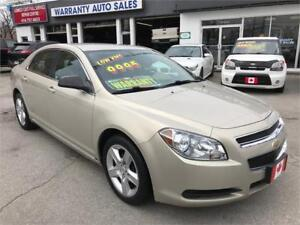 2010 Chevrolet Malibu LS SEDAN...ONLY 37,000KMS...MINT COND.