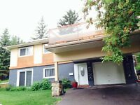 INNER CITY  2 STOREY/SUITED 1/4 Acre Hillside Bowness