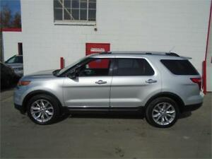 2013 Ford Explorer XLT ~ Backup cam ~ Nav ~ 124000kms ~ $18,999