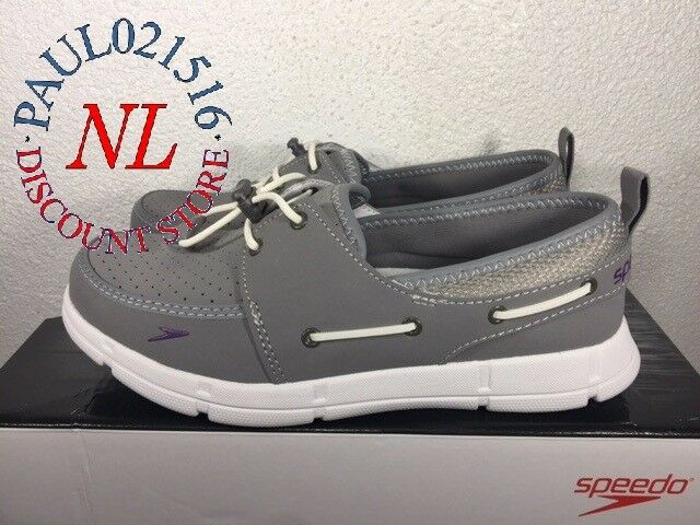 Speedo Women's Port Lightweight Breathable Water Shoes ~ Var