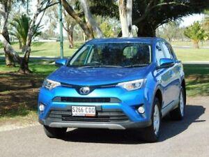 2018 Toyota RAV4 ZSA42R GX 2WD Blue 7 Speed Constant Variable Wagon Murray Bridge Murray Bridge Area Preview