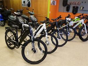 ELECTRIC BICYCLE Surface 604 Rook,Colt 500W on  SALE! $2,295