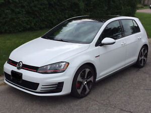 2015 Volkswagen GTI Lease Takeover $1000 INCENTIVE!