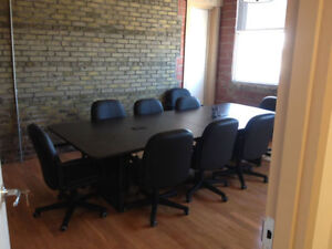 *POSH FURNISHED OFFICE SPACES 4 RENT! 1ST RENT FREE! FREE VAN!* Kitchener / Waterloo Kitchener Area image 4