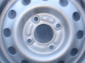 OFFERS - ONE ONLY - FORD ESCORT VAN WHEEL AND TYRE 165 R13 82T PIRELLI P4 - NORTHWICH CHESHIRE