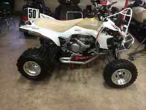 Looking to trade Race Quad for a 450 Dirtbike