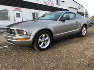 2008 Ford Mustang Ralley Package, Auto, Leather. Awesome!!