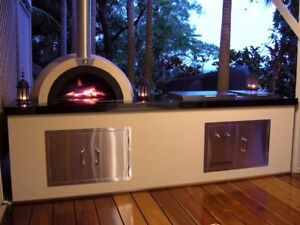ELITE WOOD FIRED PIZZA OVENS