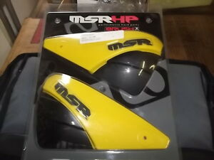 MSR motorcycle hand guards