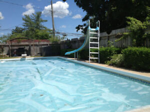 Wanted,waterfront or pool house to rent, executive family