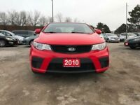 2010 Kia Forte EX Coupe (2 door)/Low Km 89000/Certified Mississauga / Peel Region Toronto (GTA) Preview