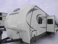 2015 EAGLE 325 BHTS - TRAVEL TRAILER
