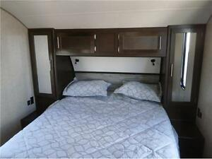 2017 FOREST RIVER GREY WOLF LIMITED 26 BH! BUNKS! $20995!! London Ontario image 12