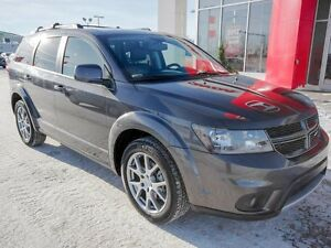 2014 Dodge Journey R/T Rallye Moose Jaw Regina Area image 1