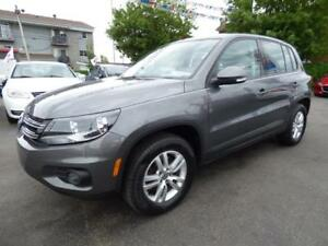 2013 VOLKSWAGEN TIGUAN TRENDLINE 4MOTION (AUTOMATIQUE, FULL!!!)