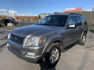 2008 Ford EXPLORER  XLT 4X4 GAR 1 AN FINANCEMENT DISPONIBLE