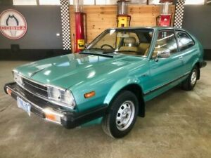 1981 Honda Accord Hampsted Green 3 Speed Automatic Hatchback Fyshwick South Canberra Preview