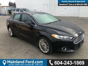 2015 Ford Fusion SE *ACCIDENT FREE*