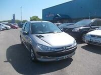 Peugeot 206 2.0HDi S SOLD WITH NEW MOT ON PURCHASE