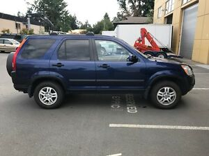 2004 Honda CR-V EX Hatchback