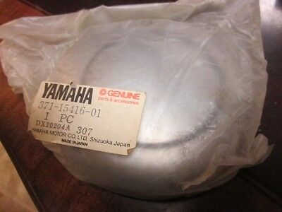 yamaha TX 500 XS 500 oil pump cover new 371 15416 01
