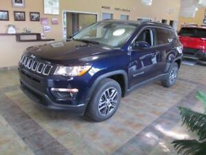 2017 Jeep Compass North 4x4 Was $37320, Now $30749!