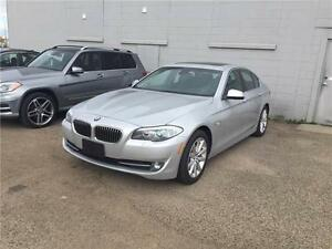 2012 BMW 528i xDrive, 1owner, Navi,360 camera,only63kms, MINT!