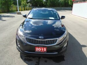 2015 Kia Optima Hybrid LX 4dr FWD Sedan