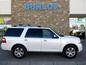 2016 FORD EXPEDITION PLATINUM 3.5L ECOBOOST ONLY 6000KM'S