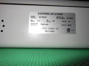 Electronic Air Cleaner Negative Ionizer Sears Gatineau Ottawa / Gatineau Area image 7