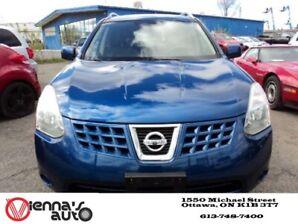 2008 Nissan Rogue SL 4dr AWD 4 Door