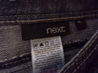 next bootcut jeans size 8s long leg