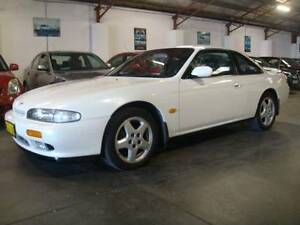 1996 ORIGINAL ONLY 133000 KMS  Nissan 200 Coupe Bentley Canning Area Preview