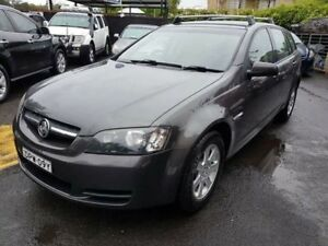 2009 Holden Commodore VE MY09.5 Omega Grey 4 Speed Automatic Sportswagon Campbelltown Campbelltown Area Preview