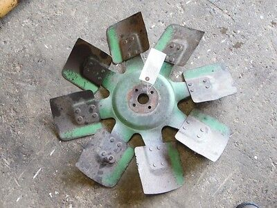 Jd 4430 Tractor Engine Fan 5 78 Fan Blades 8 Blades 4 Hole Mount Tag 685