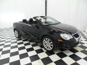 2010 Volkswagen Eos Convertible 2.0L Turbo Comfortline with Leat
